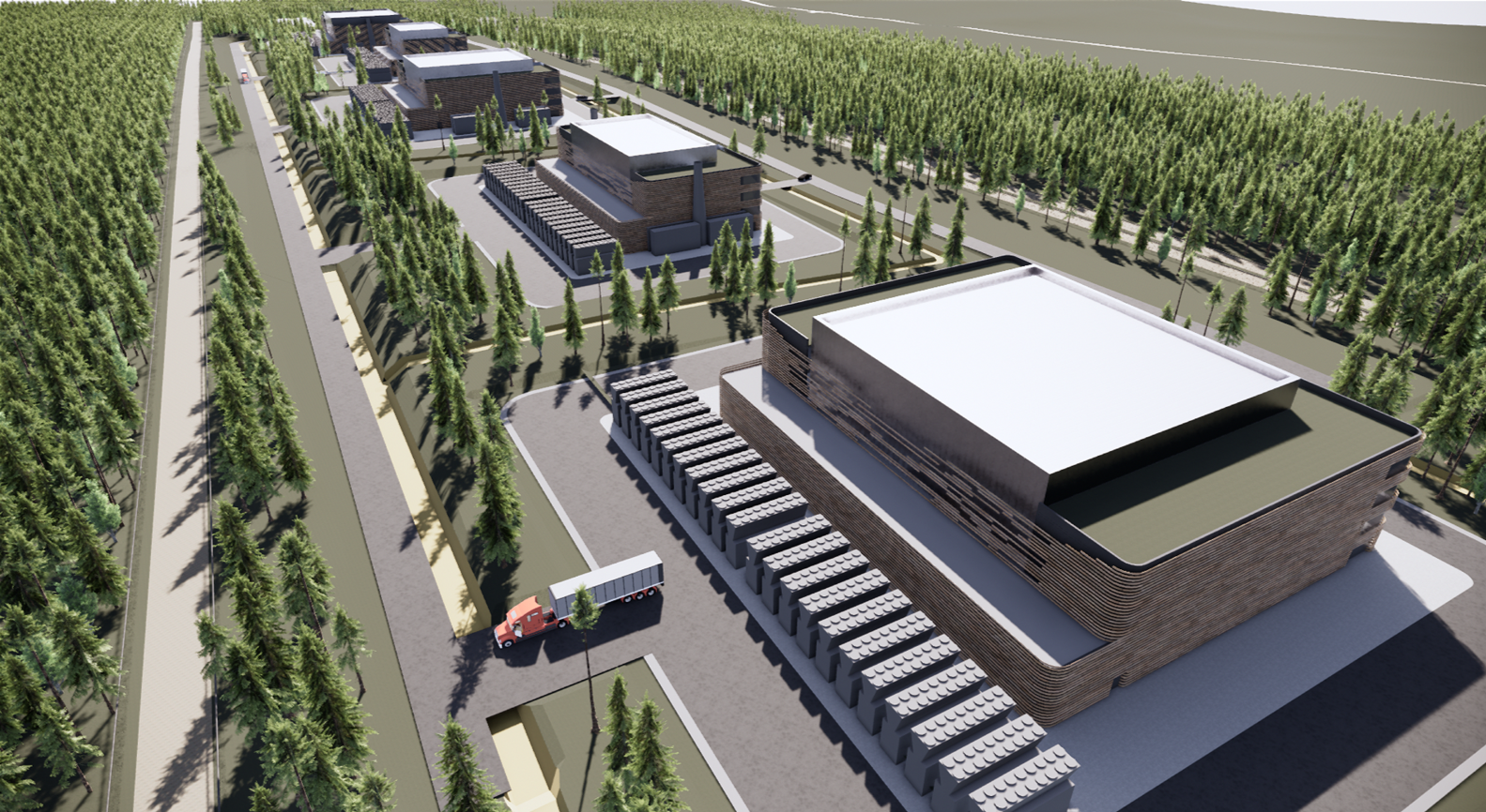 NDC to build 100% green data center in joint venture with Skellefteå Kraft