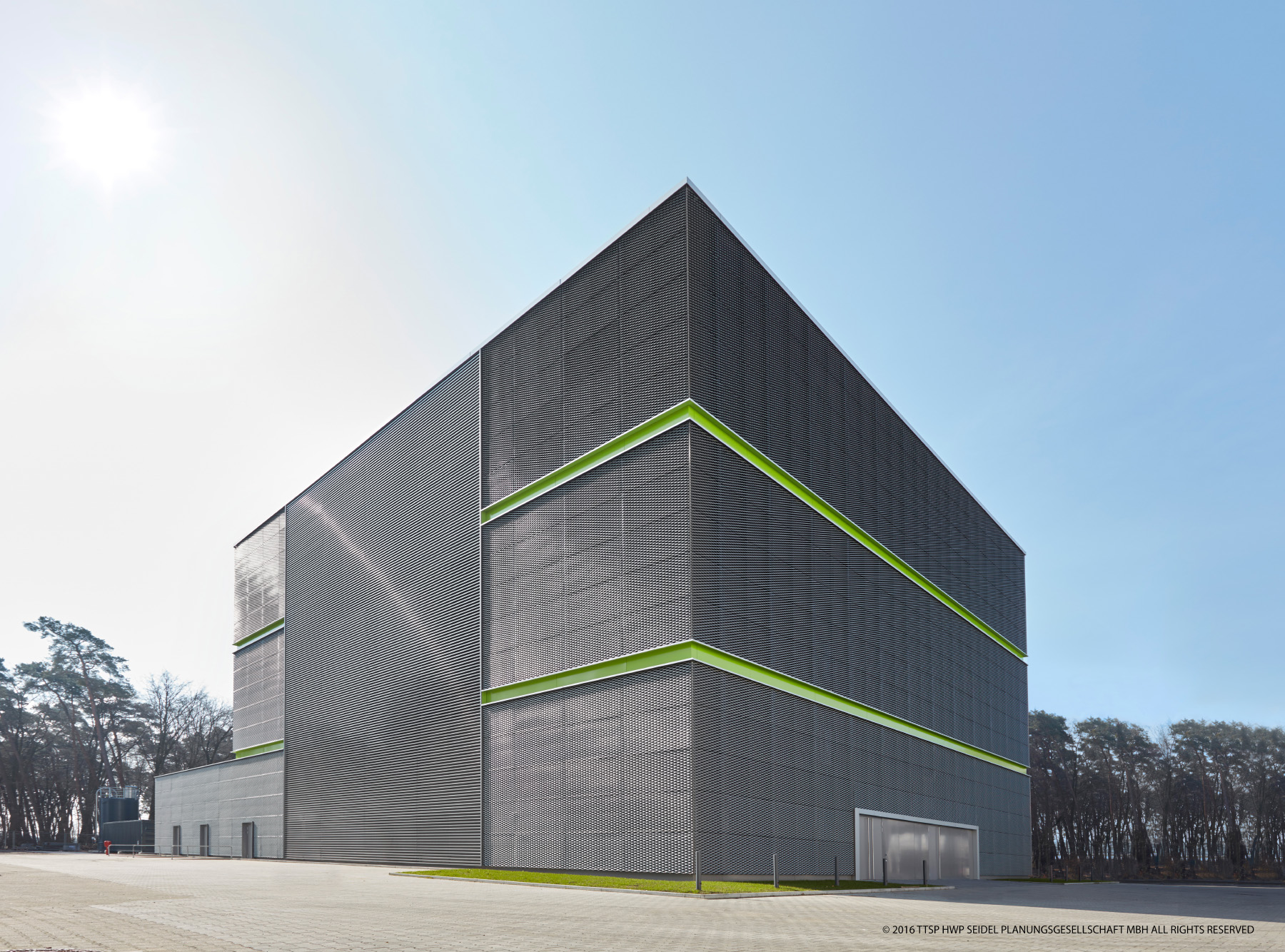 "Successful patenting and commercialization of green supercomputers ""Made in Hessen"""